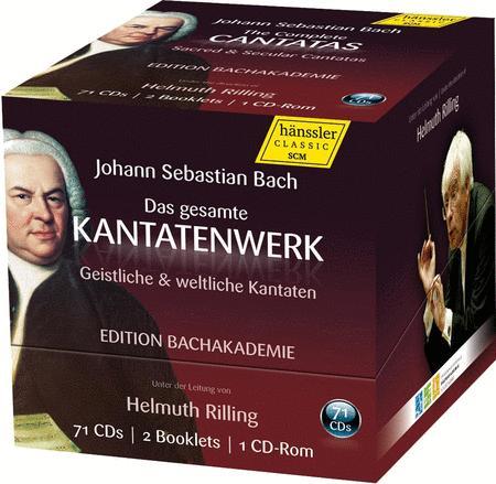 Complete Cantatas Box
