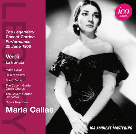 La Traviata: the Legendary Cov