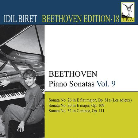 Volume 18: Idil Biret Beethoven Edition