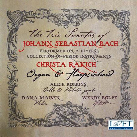 Trio Sonatas of Johann Sebastian Bach