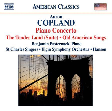 Piano Concerto; Tender Land; O