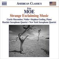 Strange Exclaiming Music