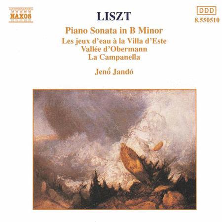 Piano Sonata in B Minor / Jeu D'