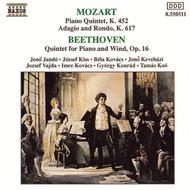 Piano & Wind Quintet Op. 16