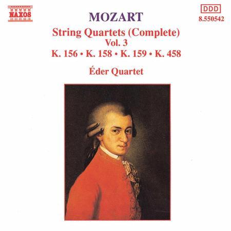 String Quartets Vol. 3