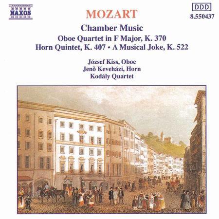 Oboe Quartet / Horn Quintet