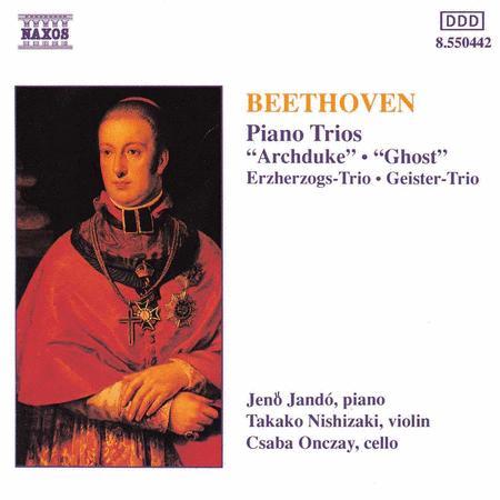 Piano Trios 'Archduke' & 'Ghos