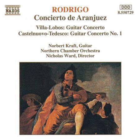 Latin American Guitar Concerto