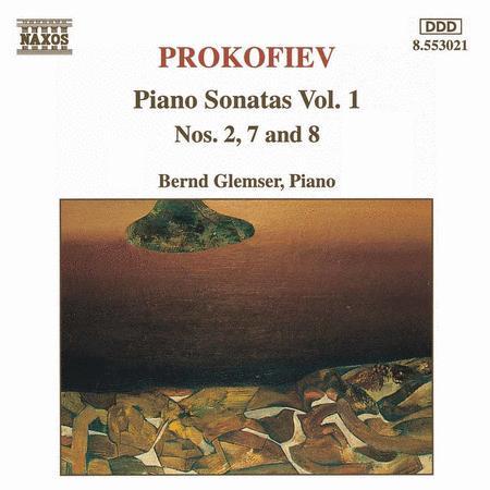 Piano Sonatas Vol. 1