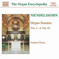 Organ Sonatas Nos. 1-6