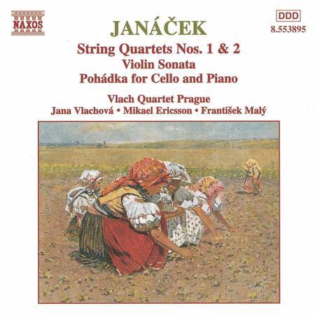 String Quartets / Violin Sonata