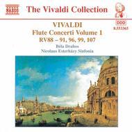 Flute Concertos Vol. 1