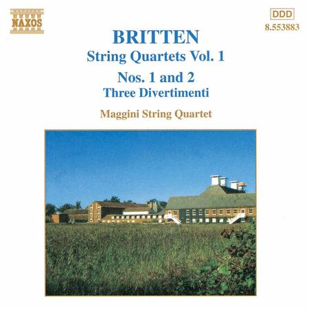 String Quartets Vol. 1