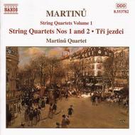 String Quartets Nos. 1 & 2