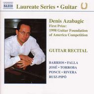 Guitar Recital By Denis Azabag