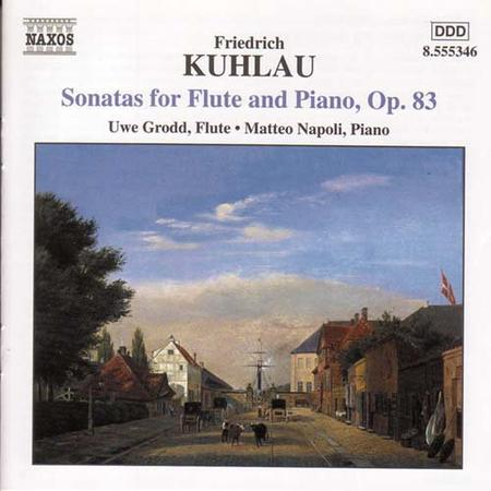 Sonatas for Flute and Piano
