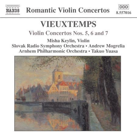 Violin Concertos Nos 5 6 & 7
