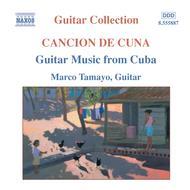Guitar Music From Cuba