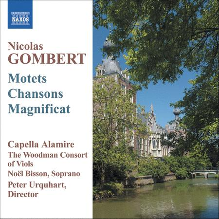 Motets Chansons and a Magnificat