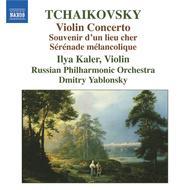 Violin Concerto Valse-Scherzo