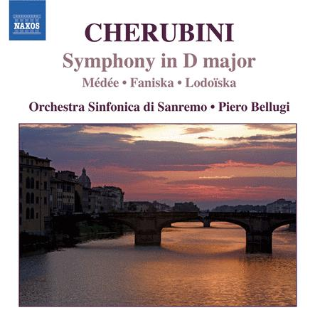 Symphony in D Overtures