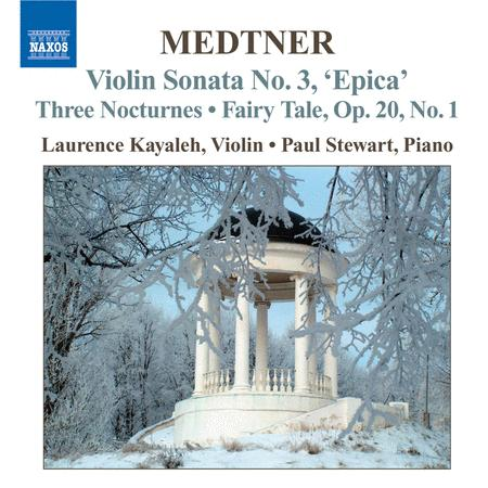 Complete Works for Violin And
