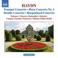 Trumpet Concerto; Horn Concerto No. 1; D