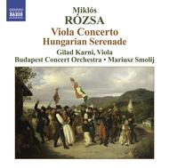 Viola Concerto / Hungarian Sere