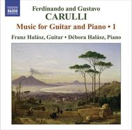 Volume 1: Music for Guitar and Piano
