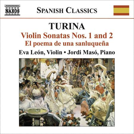 Violin Sonatas Nos. 1 and 2