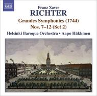 Volume 2: Grand Symphonies Nos. 1-6