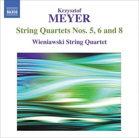 String Quartets Nos. 5, 6 & 8