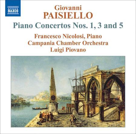 Piano Concertos Nos. 1, 3 & 5