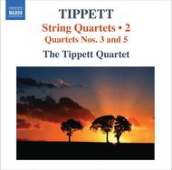 Volume 2: String Quartets Nos. 3 &