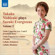 Volume 3: Takako Nishizaki Plays Su