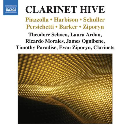 Clarinet Hive: Works for Clarinet
