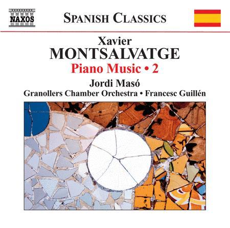Volume 2: Piano Music