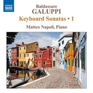 Volume 1: Keyboard Sonatas