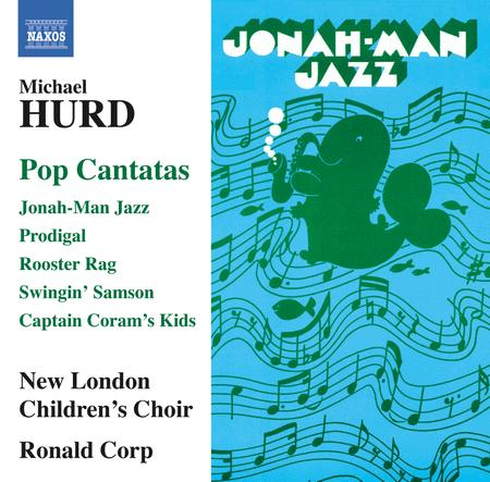 Pop Cantatas: Jonah-Man Jazz