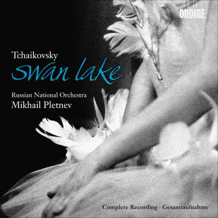 Swan Lake (Complete Recording)