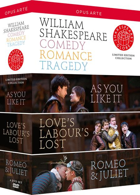 Shakespeare: Comedy Tragedy R