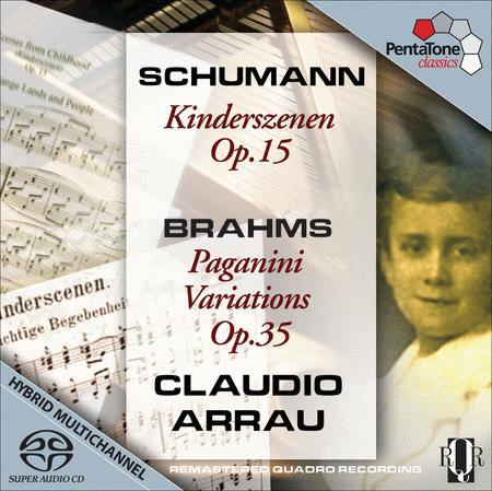 Kinderszenen Op. 15 Paganini