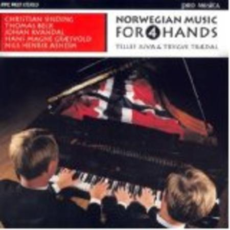 Norwegian Music for 4 Hands