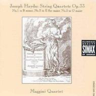 String Quartets Op. 33