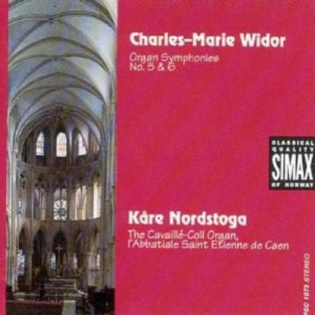 Organ Symphonies Nos. 5 and 6