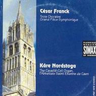 3 Chorales for Organ