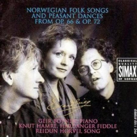 Norwegian Folks Songs and Peas