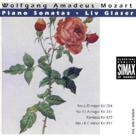 Piano Sonatas Nos. 6, 11 and 1