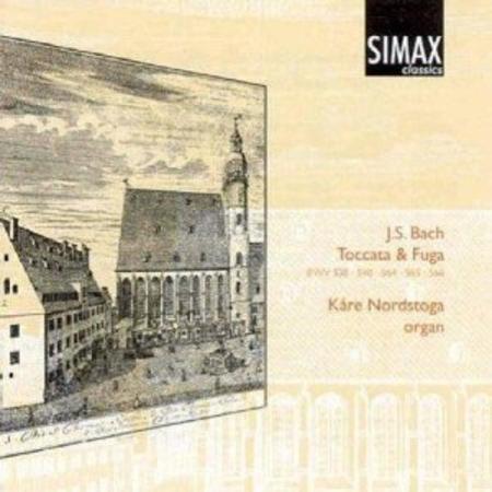 Toccata & Fuga - BWV 538 540