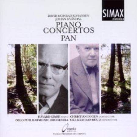 Piano Concertos; Pan Op. 22